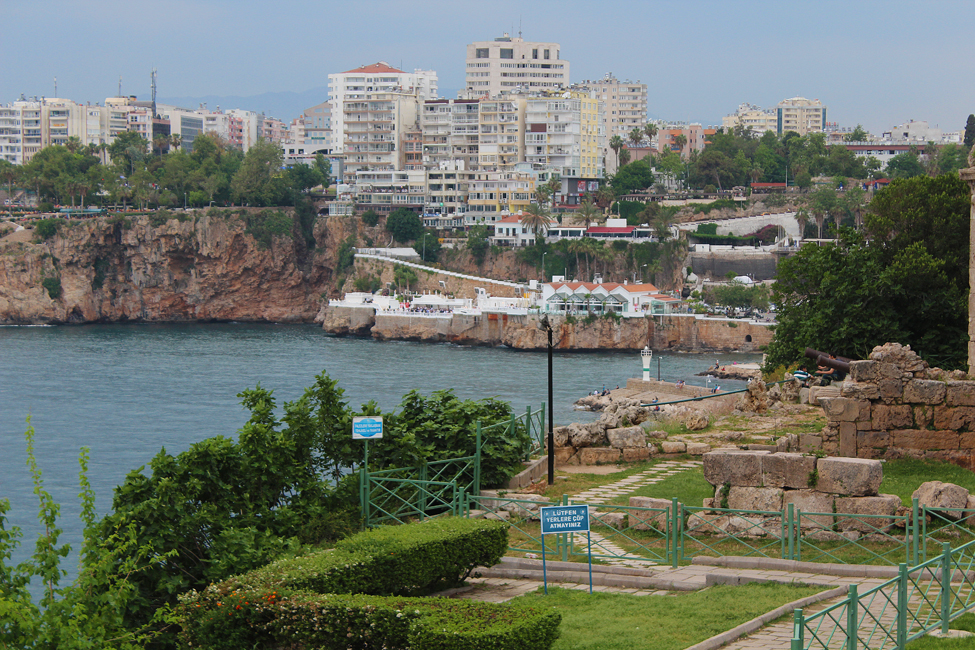antalya portul vechi