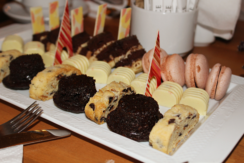 spice hotel - platou dulciuri