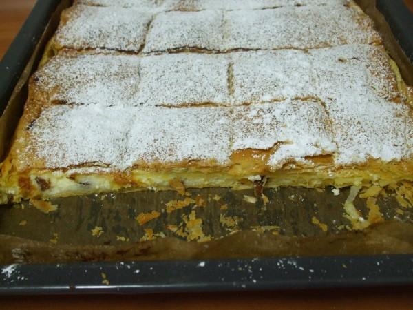 Aluat foietaj – Placinta cu branza si urda by dana_radu23