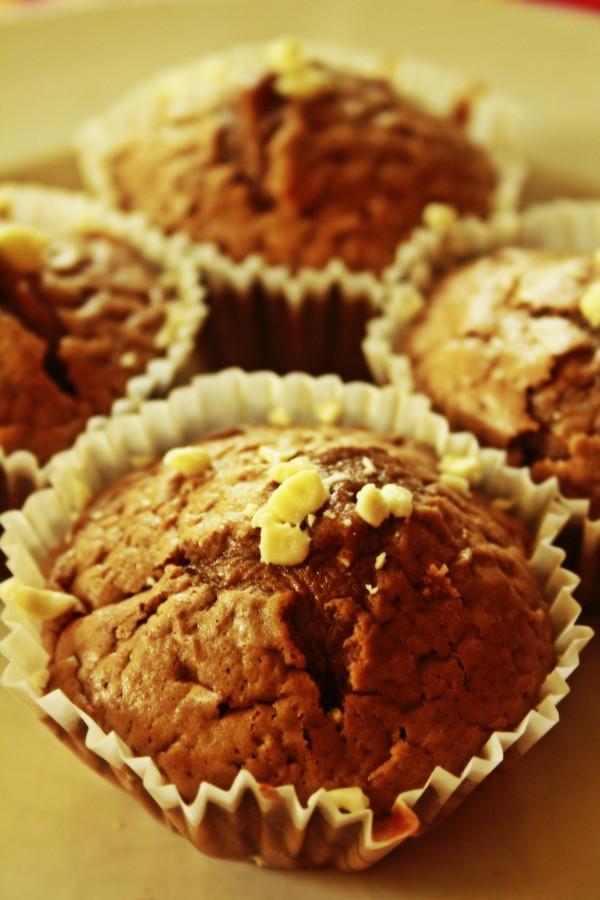 Muffins cu ciocolata by retialina