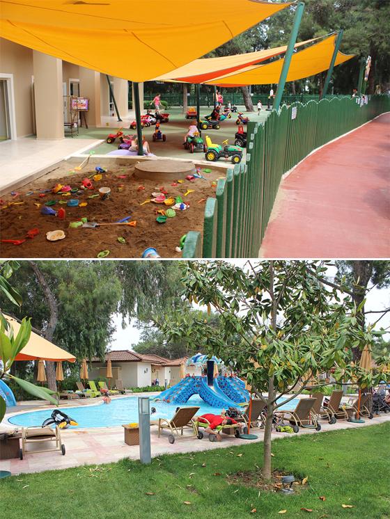 hotel akka antedon facilitati copii