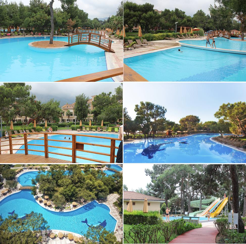 piscina akka antedon hotel