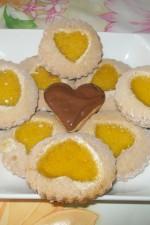 Biscuiti cu miere si crema de lamaie by MihaP