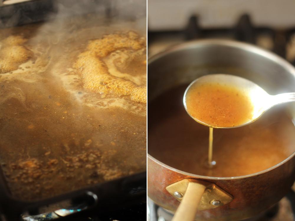 preparare sos pui cu mustar si lamaie
