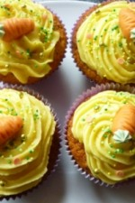 Cupcakes cu morcovi si crema de branza by marcela_dw