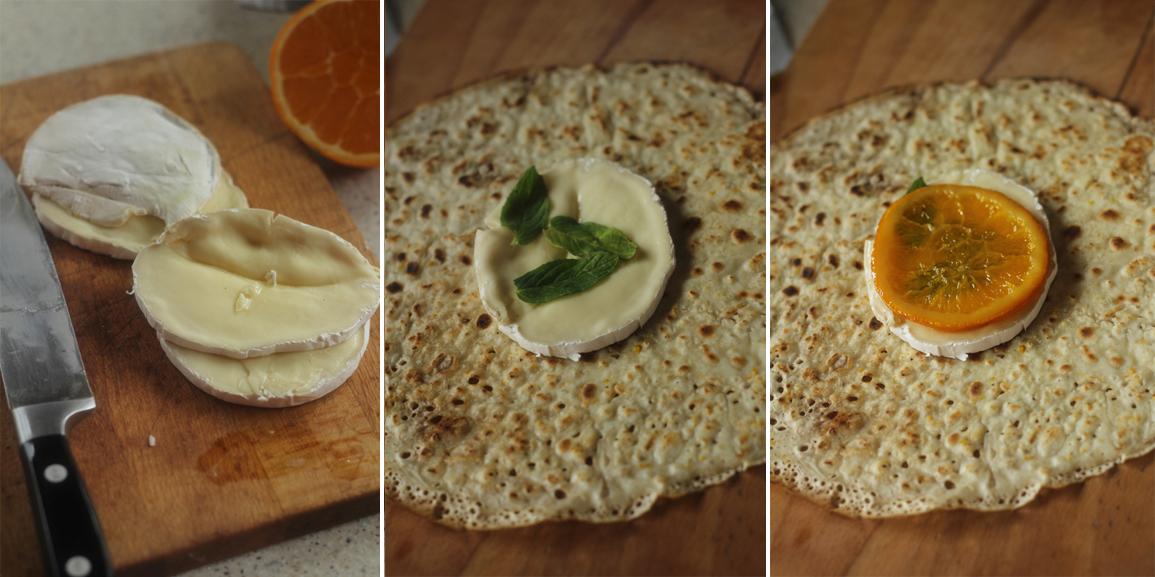 camembert en crepe asamblare 1