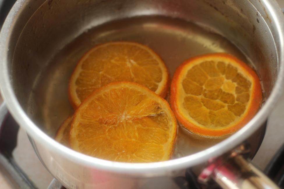 portocala confiata