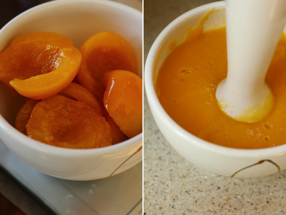 tort cu pierisici si fructul pasiunii preparare 1