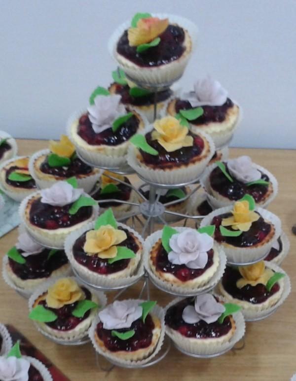 Mini cheesecake by sorin herle