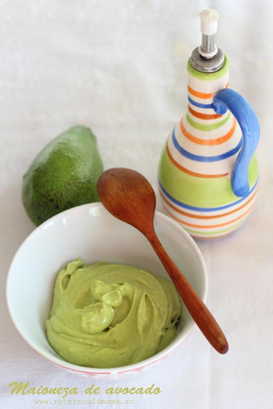maioneza de avocado 1s