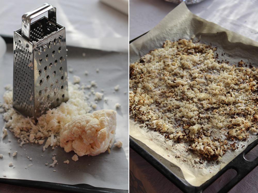 preparare conopida pt chiftele de linte si conopida