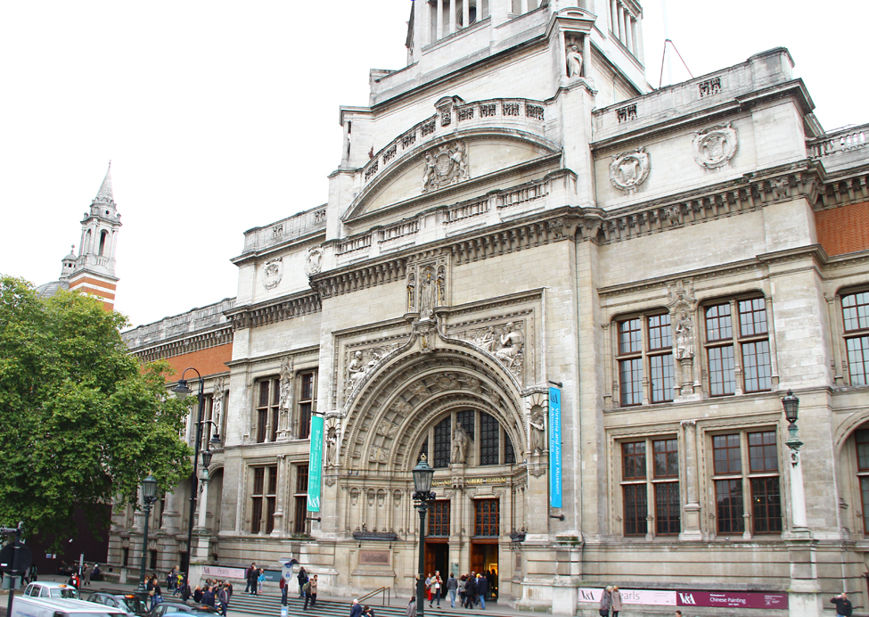 south kensington victoria and albert museum