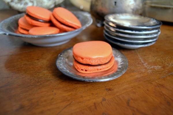 Macarons cu bezea Italiana by Oana