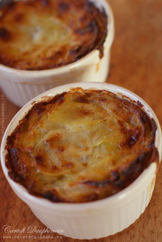 cartofi dauphinoise 5