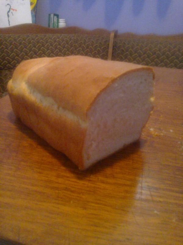 Paine de casa moale pentru sandvisuri by AlinaS