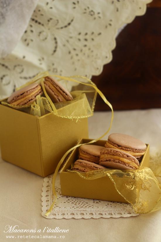 macarons a l'italliene 1