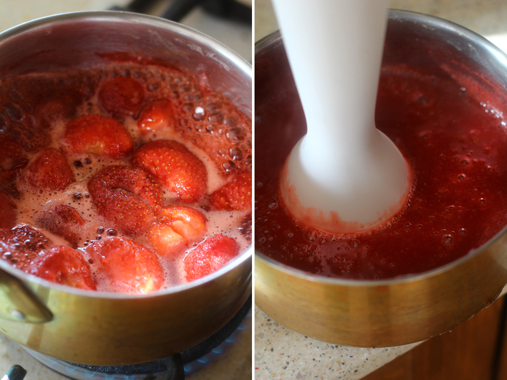 preparare budinca de tapioca 1