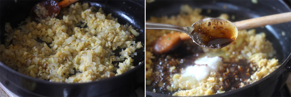 preparare gutui umplute cu carne 4