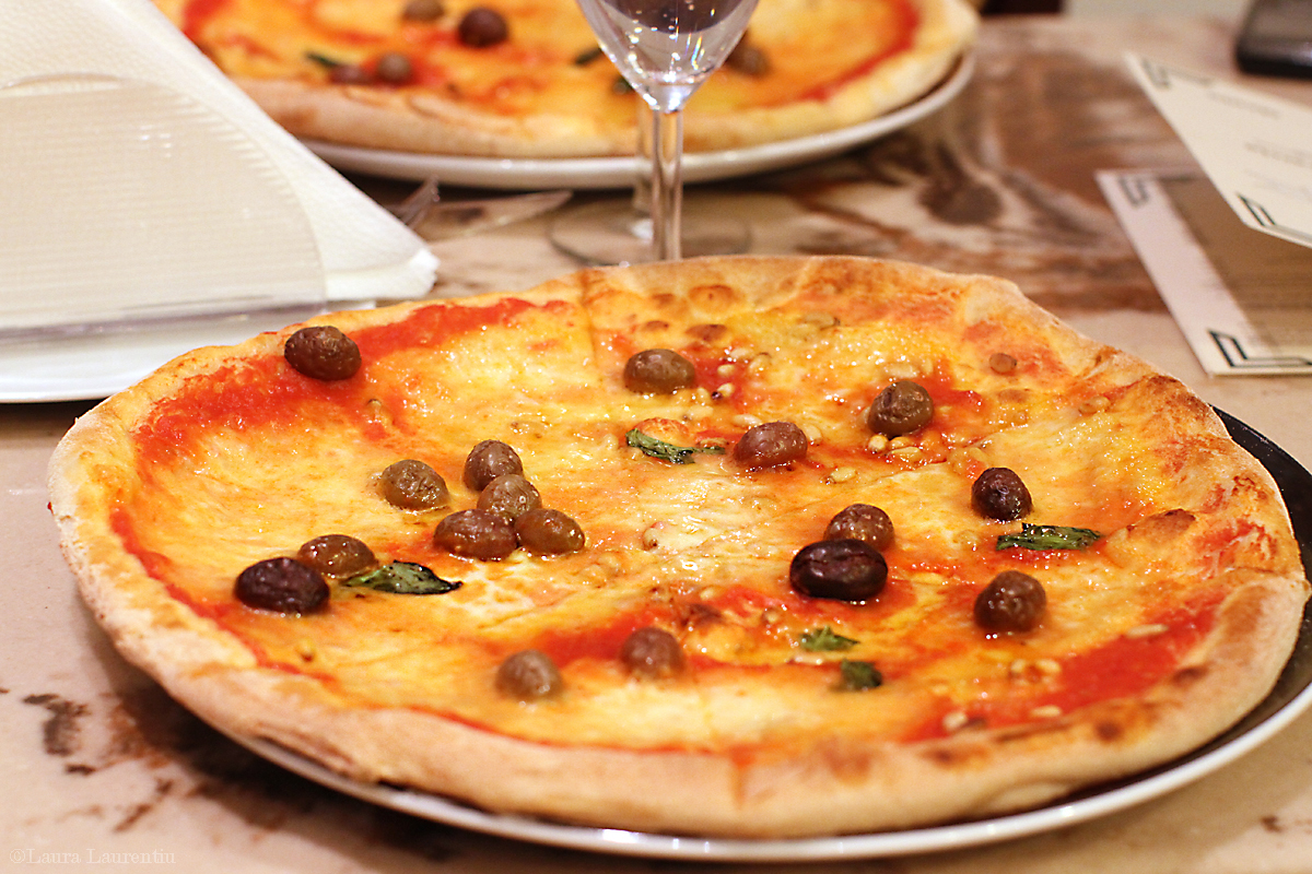 Pizza Ligure, Brothers Pizza Bar and Focaccia