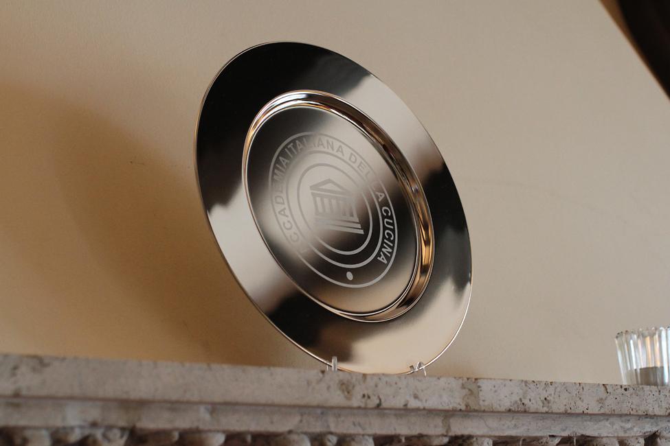 farfuria de argint - zabaione