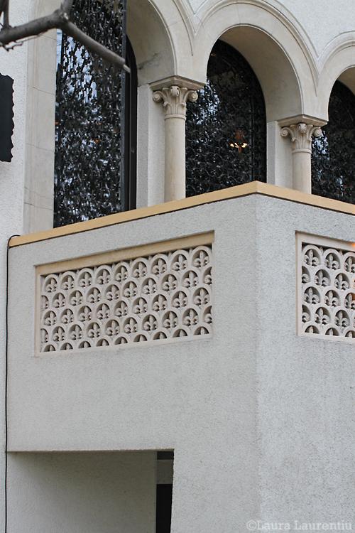 restaurant zabaione detalii arhitecturale