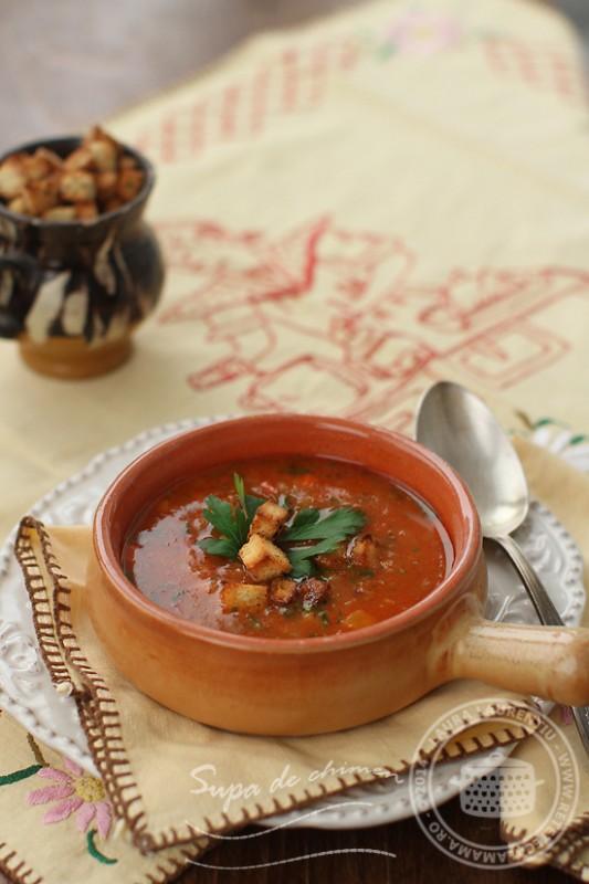 Supa de chimen