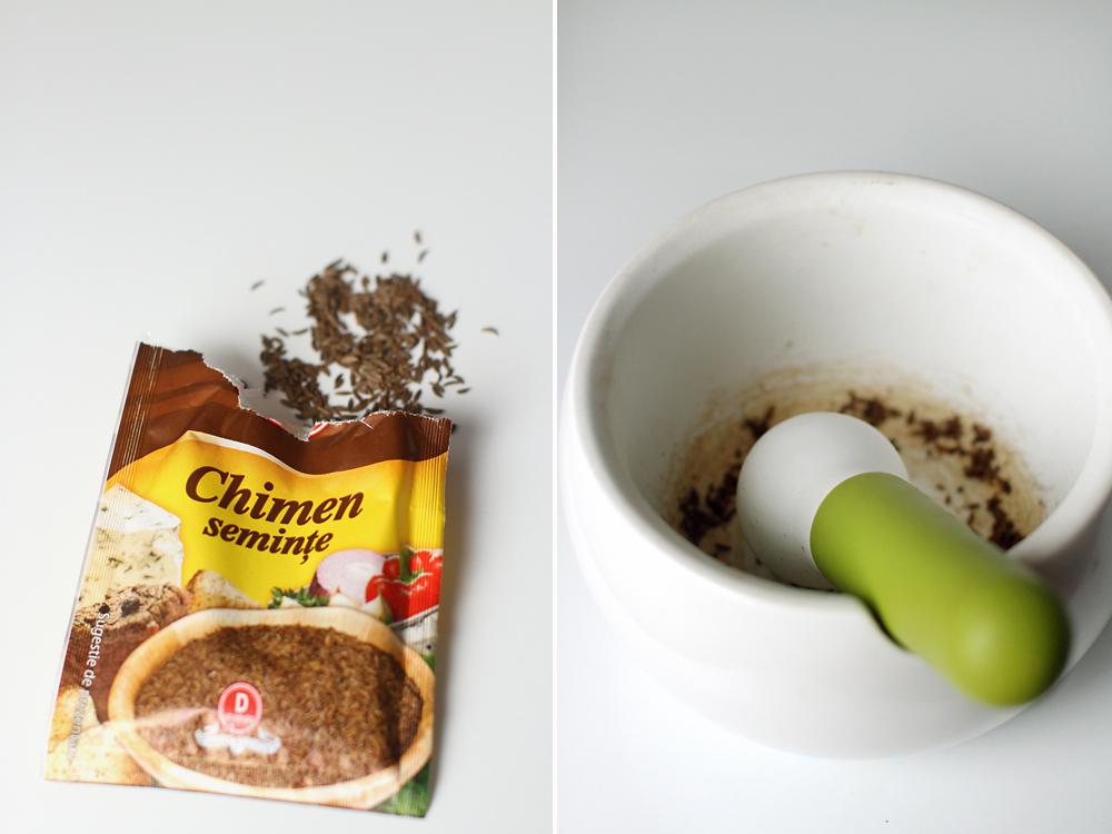 supa de chimen preparare 1