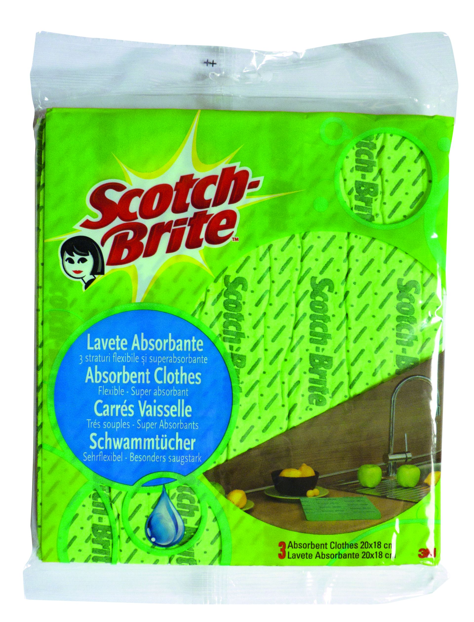 scotch and brite concurs
