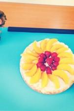 Cheesecake clasic by Elena Mihaela Ilie