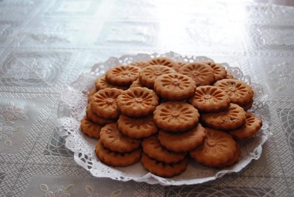 Biscuiti cu caramel by Gianina