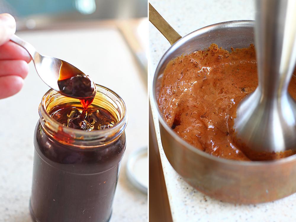 preparare prajitura cu ciocolata si cirese
