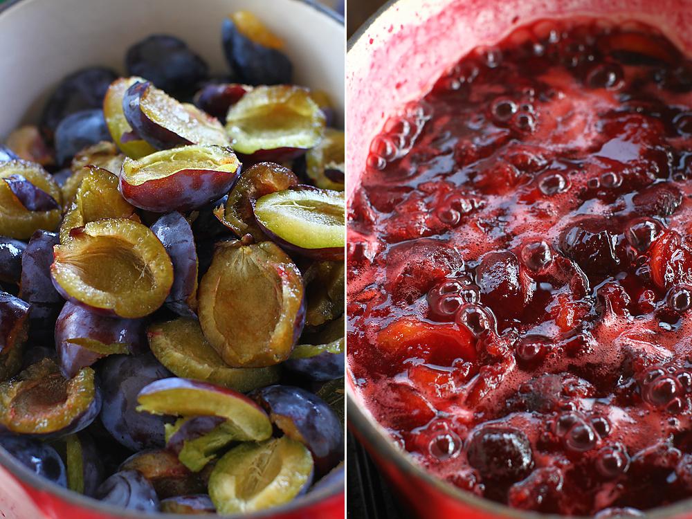 preparare magiun de prune 1