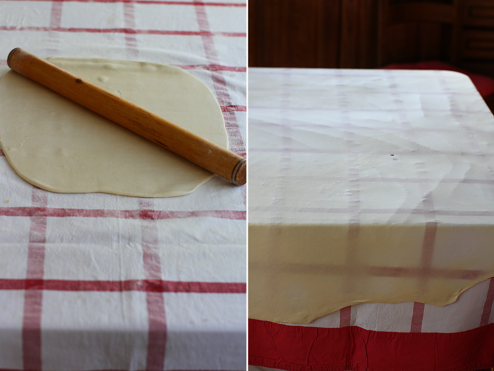 placinta cu dovleac preparare 3