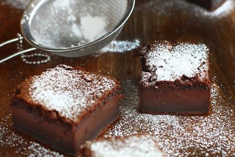 Prajitura desteapta cu ciocolata