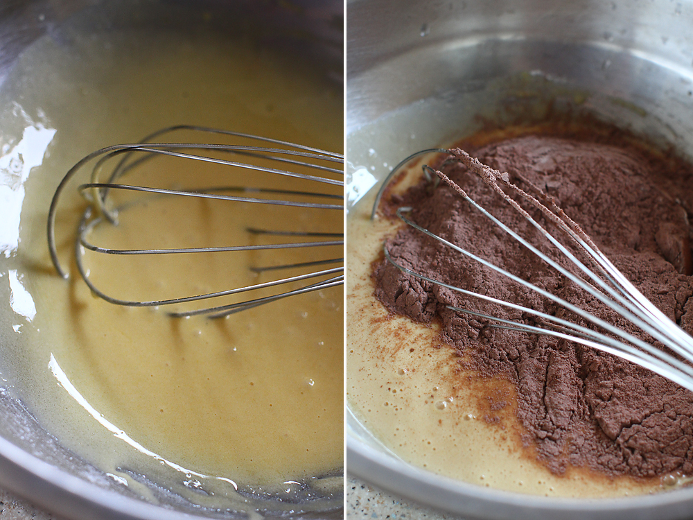 prajitura desteapta cu ciocolata preparare 1