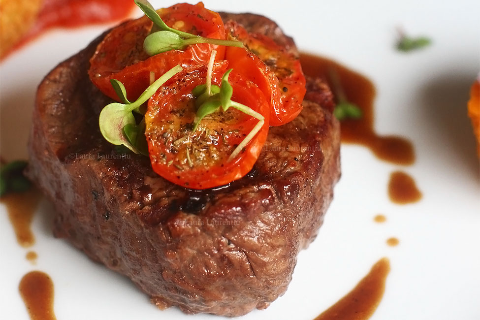 Preparare Beef Wellington 5