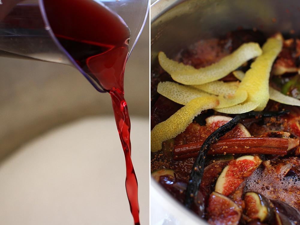 preparare dulceata de smochine 2
