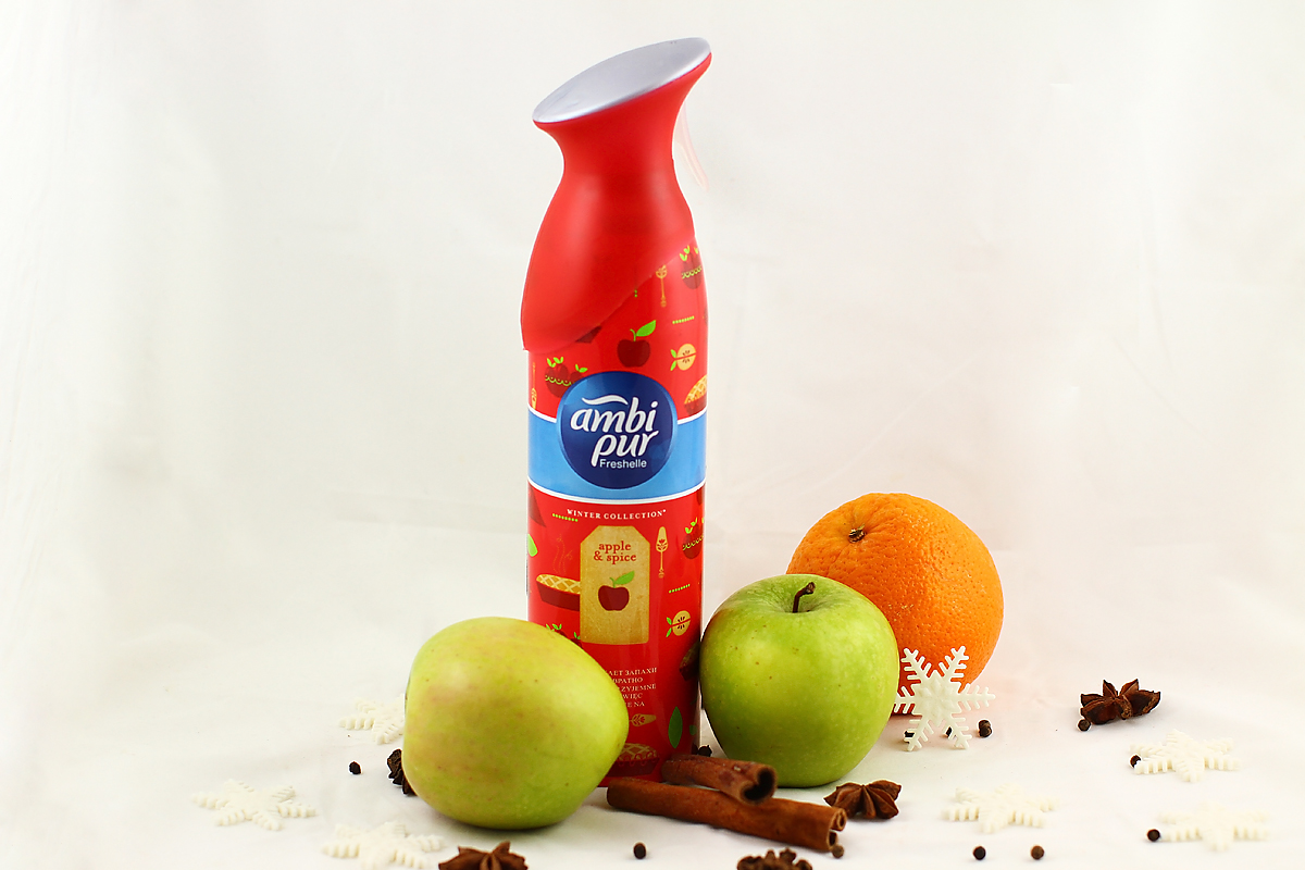 ambi pur apple&spice