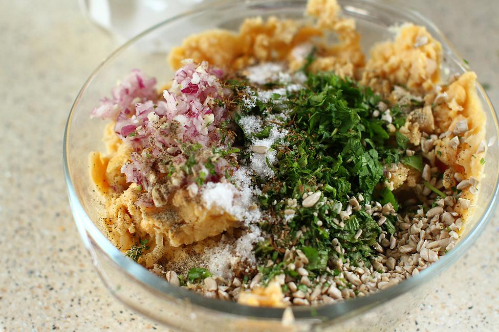 chiftele de naut, prepare 3