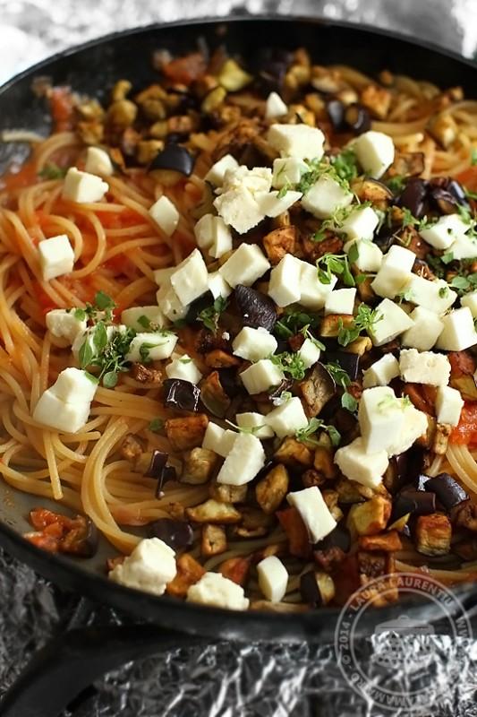 spaghete a la norma preparare-5