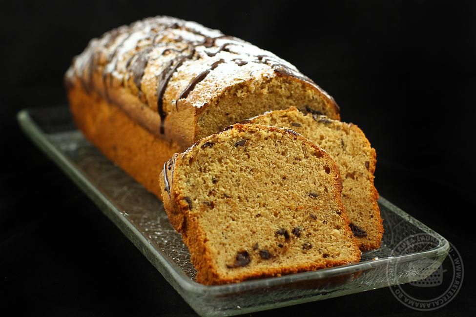 Chestnut bundt cake