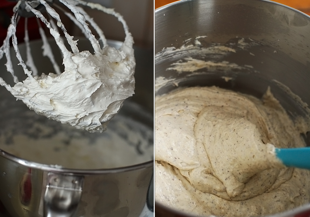 crema de unt si pralina
