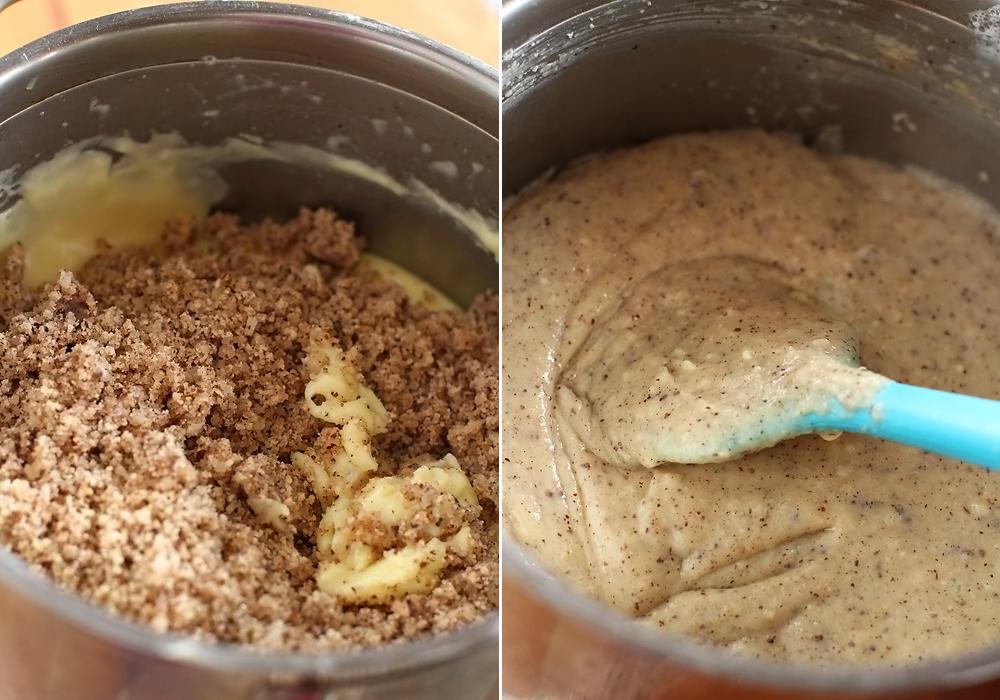 preparare crema de patiserie cu pralina