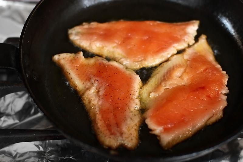 Preparare Pastrav cu conopida cous cous 10