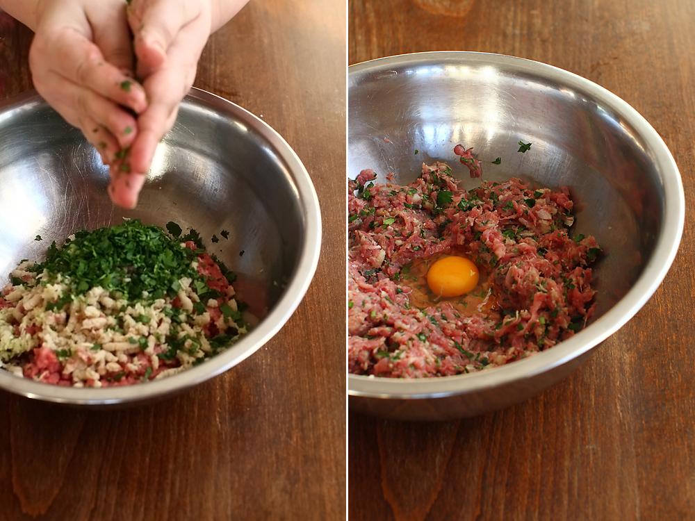 preparare chiftele