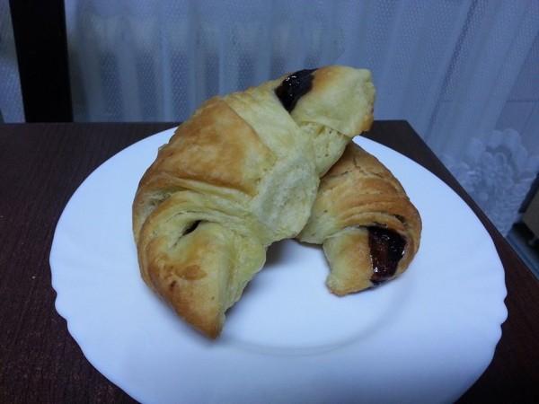 Croissante si pateuri din aluat foetat ultrarapid by radu camelia