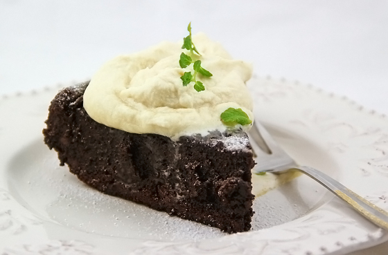 guinness brownie 1