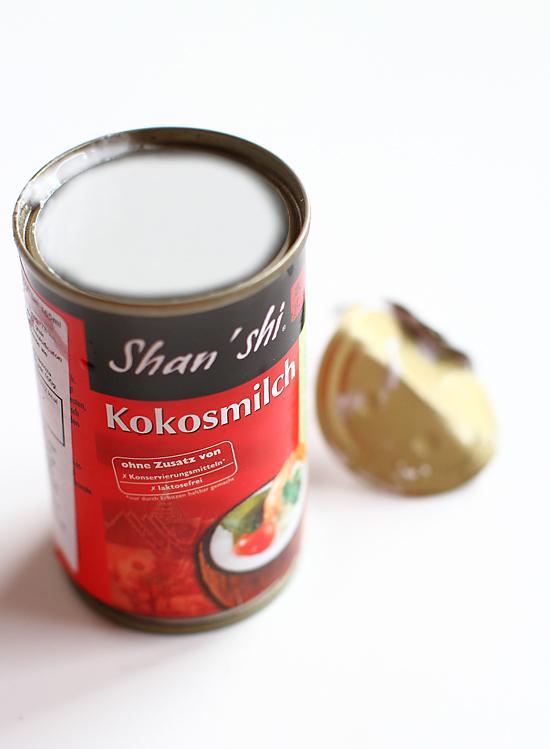 lapte de cocos shanshi