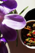 Salata de linte verde cu cruditati by mingia