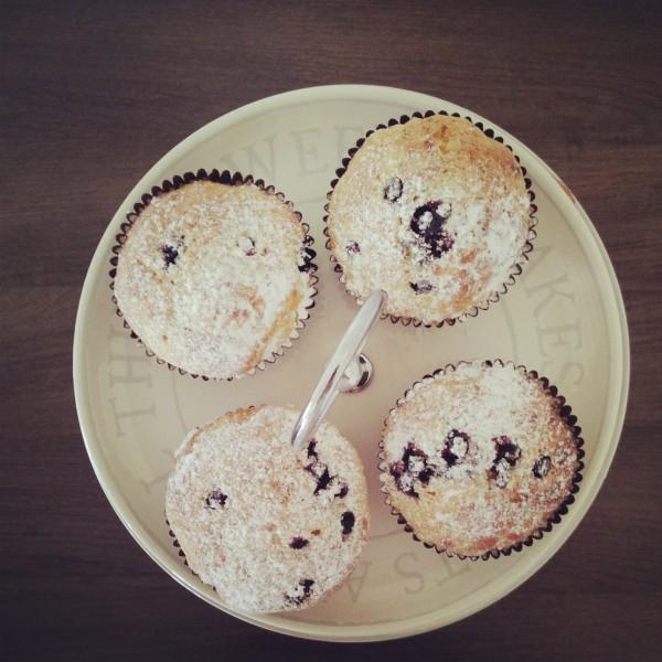 Muffins pufosi – foarte gustosi by Brindu